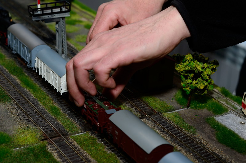 趣味の鉄道模型